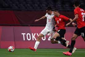أولمبياد طوكيو.. الأولمبية تشيد بمنتخب مصر بعد التعادل أمام إسبانيا