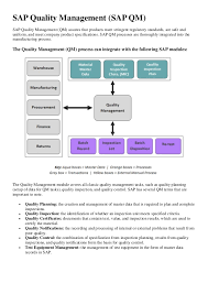 Sap Modules Overview And Business Processes