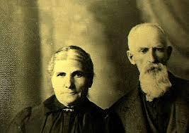 John Wesley McLaughlin (b. 2 Jul 1839) and Malvina Drew McLaughlin b. 5 Jan  1845) | John wesley, Mclaughlin, Ancestry
