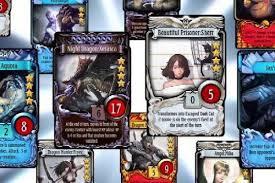 bikin lupa waktu 5 trading card game