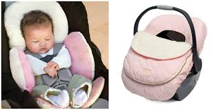 jj cole collections car seat cover support 24 hour giveaway