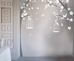 dandelion fairy wall stickers 95 00 view details vintage bird cage trees