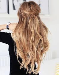 30 Coiffures Pour Un Mariage Dété Cheveux Peinados