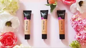 l oréal infallible total cover liquid foundation review makeup