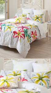 lilly quilt cover set by kas studio features