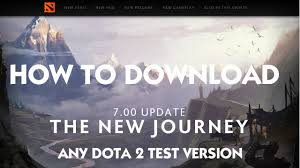 dota 2 patch 7 00 how to download and play any dota 2 beta test