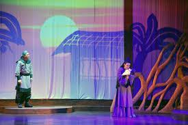"""Công diễn vở kịch hát """"Ngàn năm mây trắng"""" tại Nhà hát VOV"""