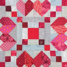 14 Valentine Quilt Patterns & Project Ideas (Quilty Pleasures Blog ... & 14 Valentine Quilt Patterns & Project Ideas (Quilty Pleasures Blog). Heart  QuiltsPatchwork HeartQuilt Block ... Adamdwight.com