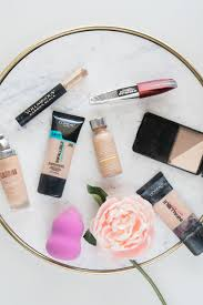rounding up the best of l oreal makeup