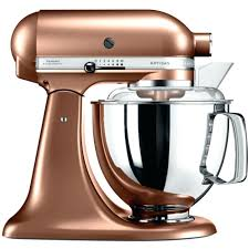 copper kitchenaid mixer target bowl liner 7 quart