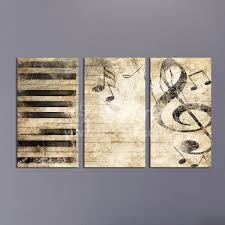 2018 triptych custom multiple panel canvas painting piano music digital modular picture wall art set kid s room decoration pictures from utoart  on custom multi canvas wall art with 2018 triptych custom multiple panel canvas painting piano music