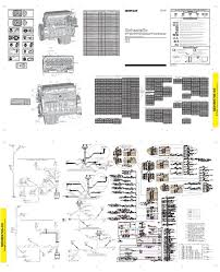 diagrama electrico del motor c11 c13 caterpillar