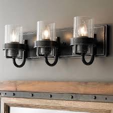 sconce lighting for bathroom. Factory Vintage Iron Bath Light 3 Sconce Lighting For Bathroom E