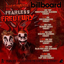Psychopathic Records Release Fearless Fred Fury Billboard