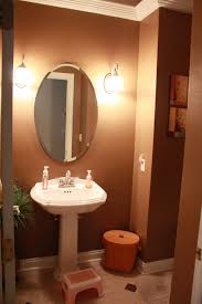 Half Bath On Pinterest Half Baths Mirror And Bathroom Half - Half bathroom