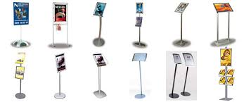 Portable Stands For Display Why Are Display Stands Essential For Advertising PM Press 42