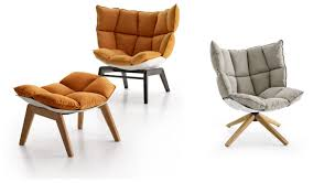 unique wood chair. Unique And Comfy Sofa With Wood Legs Chair E