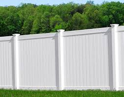brown vinyl fence panels. On Sale Now Vinyl Privacy Fence Brown Panels