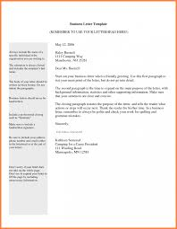 Business Letters And Emails The Letter Sample Email Template Word