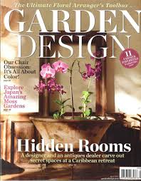 Small Picture April 2011 Garden Design Magazine Mia Lehrer Associates