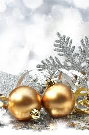 silver and gold christmas wallpaper. Contemporary Silver Christmas IPhone Wallpaper Intended Silver And Gold Wallpaper V
