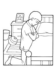 Small Picture Child Praying Coloring Page Lds Coloring Pages