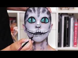 cheshire cat makeup tutorial real techniques