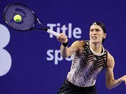 Tennis: Andrea Petkovic zieht ins Achtelfinale des WTA-Tuniers in Moskau  ein | hessenschau.de