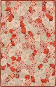 safavieh red wool rug