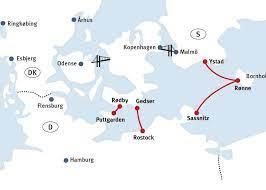 Nach 4 nächten in dänemark endet diese kleine verbindungsroute zwischen skandinavien und dem wie in deutschland allerdings gewohnt müssen wir nicht lang einäugig durch die dunkelheit. Fahre Nach Danemark Aus Puttgarden Rostock Und Sassnitz
