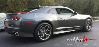 22x95105 Gunmetal Wheels Rims Fits Chevy Camaro SS ZL1 Z28 LS