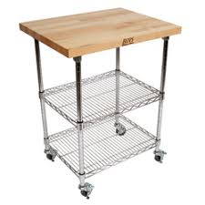butcher block kitchen cart57