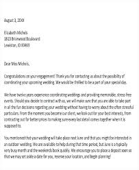 Sample Of Proposal Letters Sample Proposal Letter 7 Sample Event Proposal Letters Word Sample