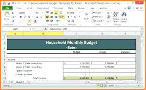 Free Excel Budget Medium Size Of Spreadsheet Unique Bud Templates In ...