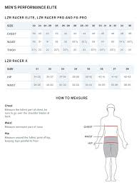Speedo Swimsuit Size Chart Youth Sizing Charts