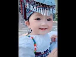 cute and lovely baby you