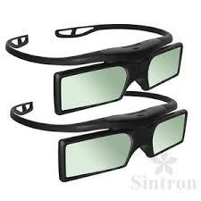 3d Glasses Sintron Technology