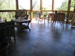 tile flooring for enclosed porch