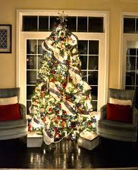 Christmas Tree contemporary-living-room