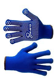 <b>Перчатки трикотажные</b> «Зима» <b>утепленные</b> с точечным ПВХ ...