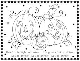 Small Picture 134 best Coloring Halloween For all images on Pinterest