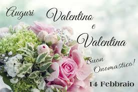 Buon onomastico Valentino e Valentina | Buon onomastico, Onomastico,  Valentino