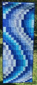 Bargello Quilt Patterns Magnificent Waterfall Bargello Workshop LeahDay