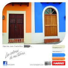 Los Colores De Mi Tierra Viejo San Juan Pr Garage Doors
