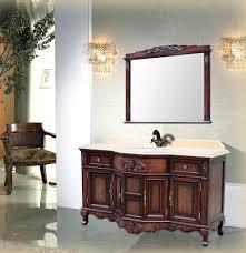 antique looking bathroom vanity. click to see larger image antique looking bathroom vanity d