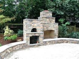 pizza oven outdoor fireplace combo outdoor fireplace with pizza oven photo of traditional delightful combo kits diy outdoor fireplace pizza oven combo