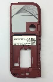 Obudowa Wewnętrzna Ramka Nokia 7260 Red ...