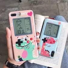 Ốp Lưng Kiểu Dáng Máy Chơi Game Tetris Độc Đáo Cho Iphone 7 / 8 / Plus  Iphone 8 Iphone Plus, Giá tháng 10/2020