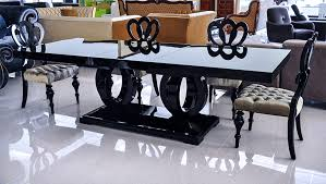 marvelous italian lacquer dining room furniture. Dining Tables, Marvellous Modern Black Table Room Design Glass Rectangle Marvelous Italian Lacquer Furniture L