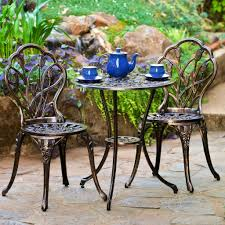 Bistro Wrought Iron Patio Furniture Sets New Wrought Iron Patio Is